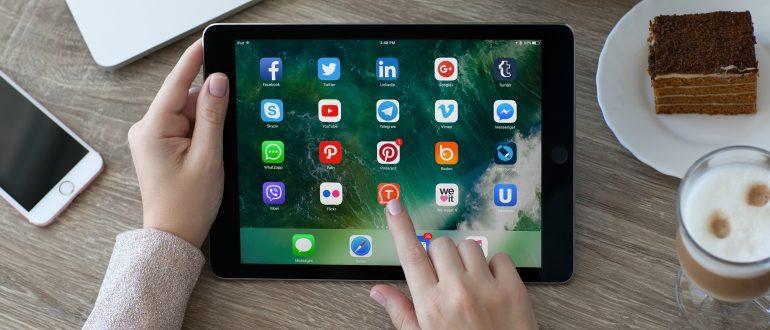 Как узнать свой номер на iPad?
